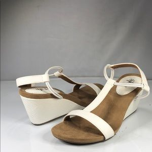 [198] Style & Co 6.5 M Mulan Wedge Sandals
